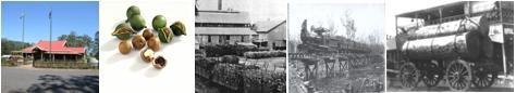 Bauple Museum Run to Kilkivan 27th April  Piclogo